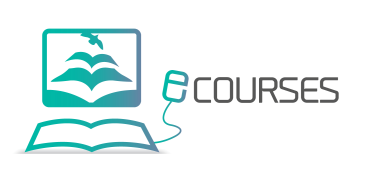 Electronic Courses logo