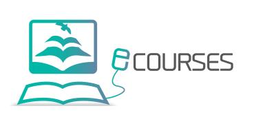 Electronic Courses logo