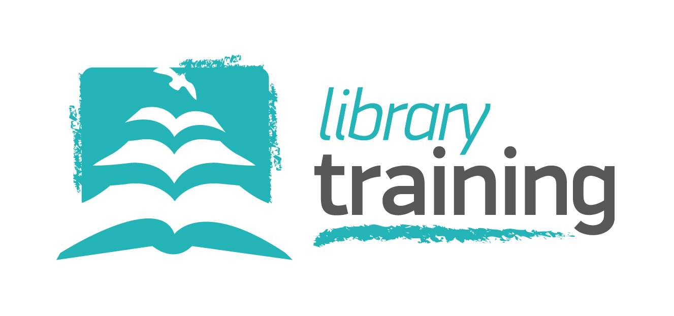 Library training logo