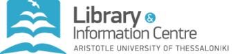 AUTh Library logo. © AUTh Library