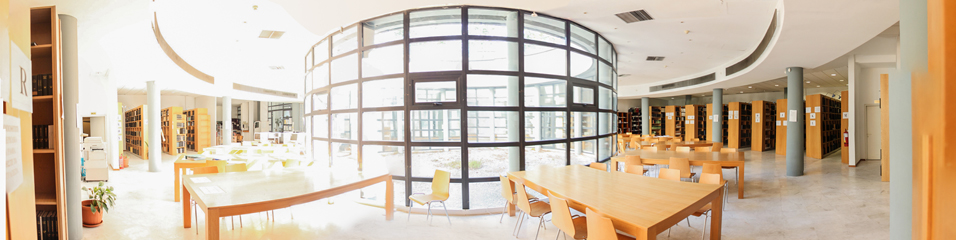 Faculty of Philosophy Subject Library Photo. © AUTh Library.