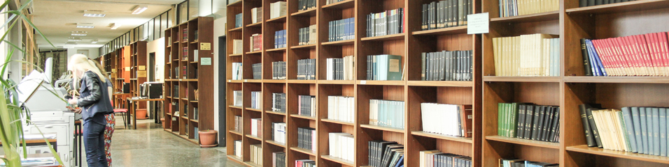 Library of Law Photo. © AUTh Library.