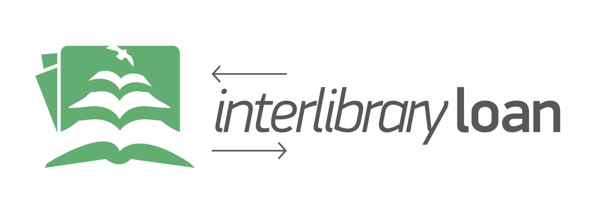 Interlibrary loan logo. © AUTh Library