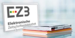Λογότυπο Elektronische Zeitschriftenbibliothek