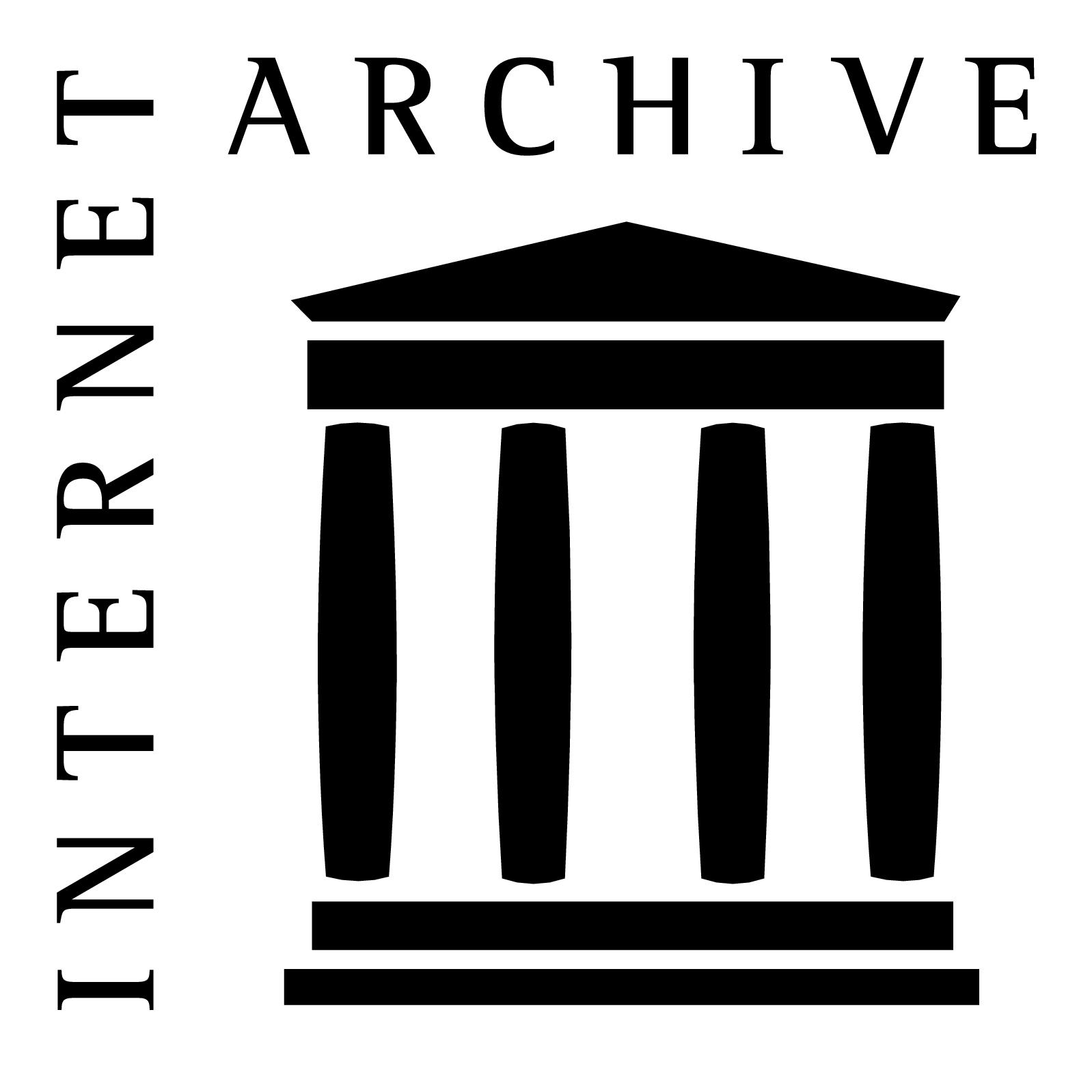 Λογότυπο Internet Archive
