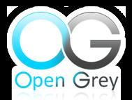 Λογότυπο Open Grey