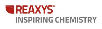 Λογότυπο Reaxys