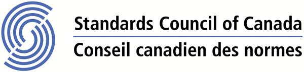 Λογότυπο SCC - Standards Council of Canada