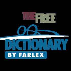 Λογότυπο The Free Dictionary by Farlex