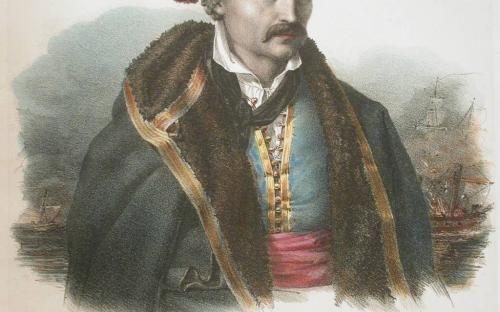 Canaris=Κανάρης / Krazeisen, Karl von